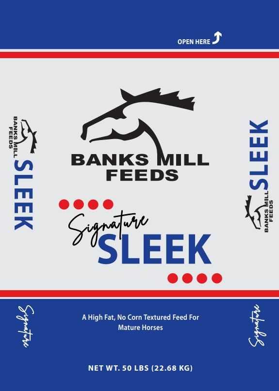 banks mill signature sleek feed