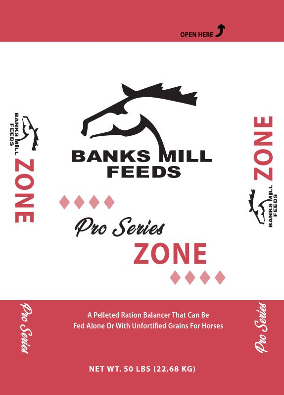 pro series banks mill zone feed